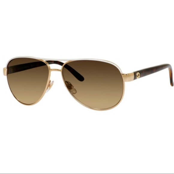 2dc9485e62f Gucci Accessories - Gucci Small Aviator Sunglasses